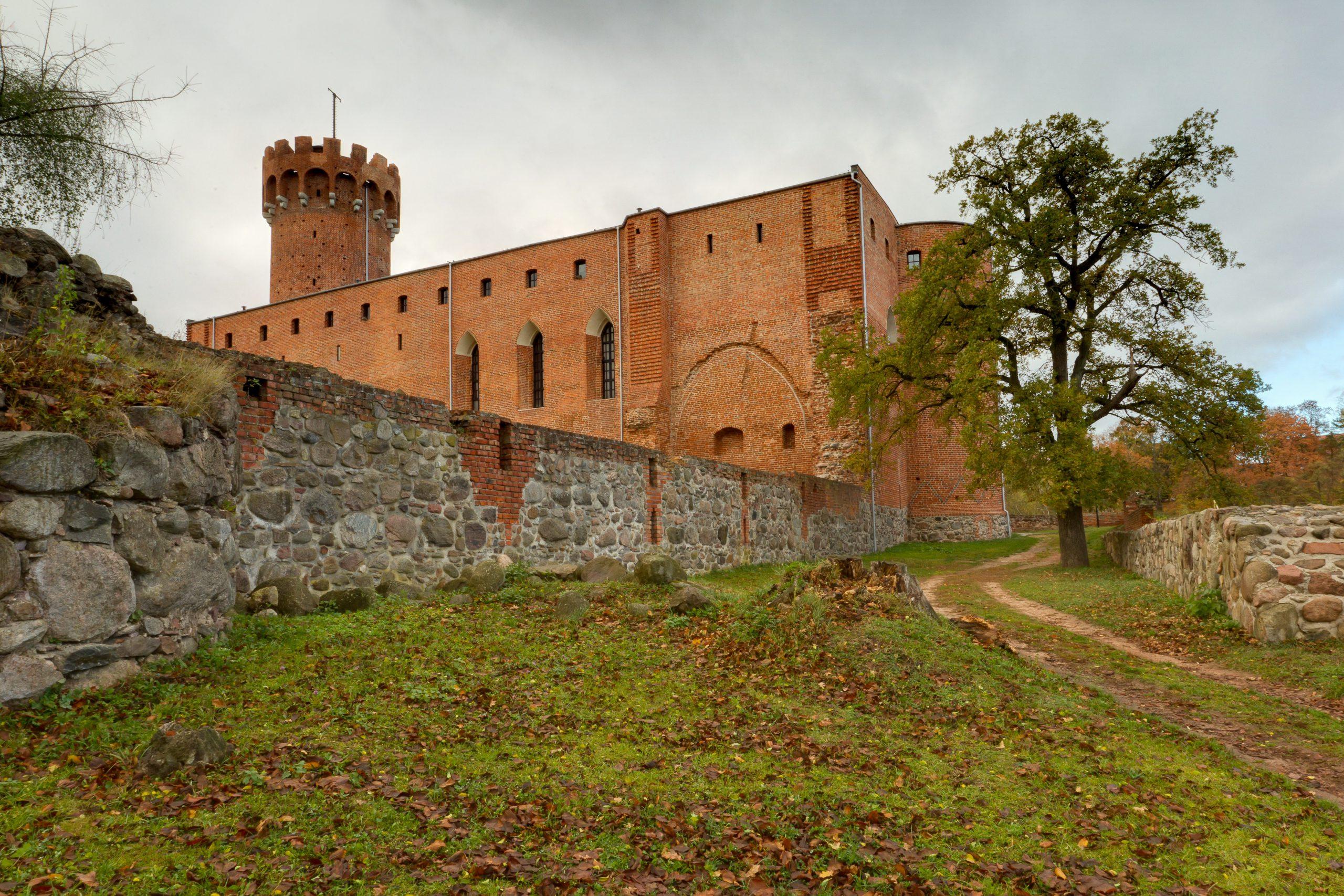 Zamek w Świeciu 3