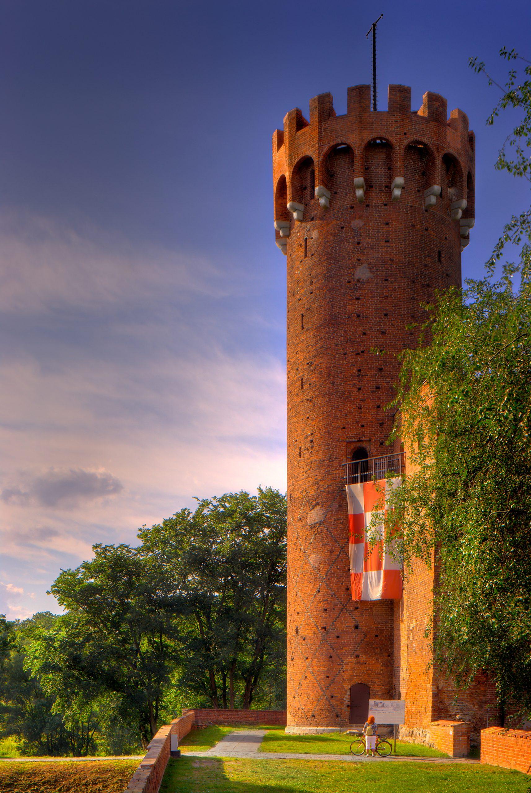 Zamek w Świeciu 4