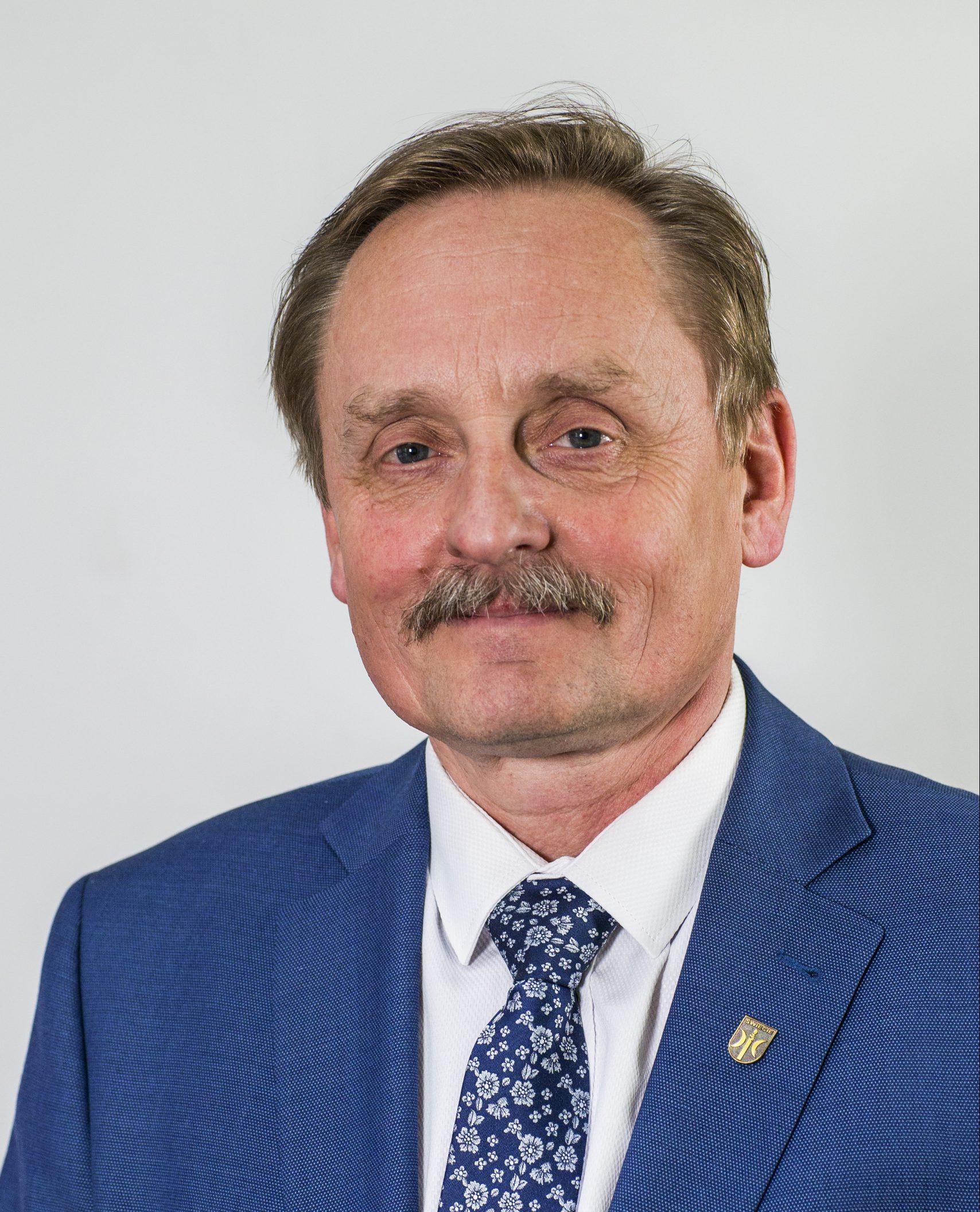 zdjęcie Sekretarza Gminy Leszka Żurka