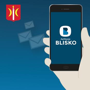 Logo Aplikacji BLISKO