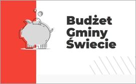 logo Budżet Gminy Świecie