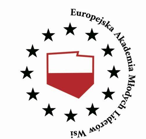 Logo Europejskiej Akademii Młodych