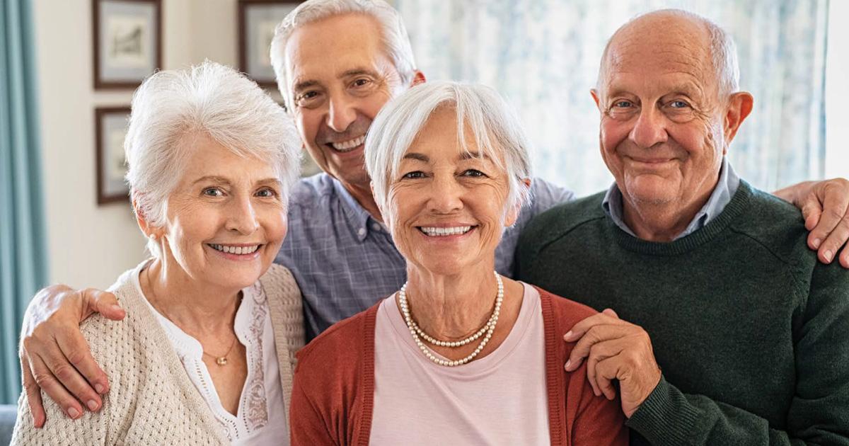 Sczczepienie przeciwko pneumokokom dla osób powyżej 65. roku życia