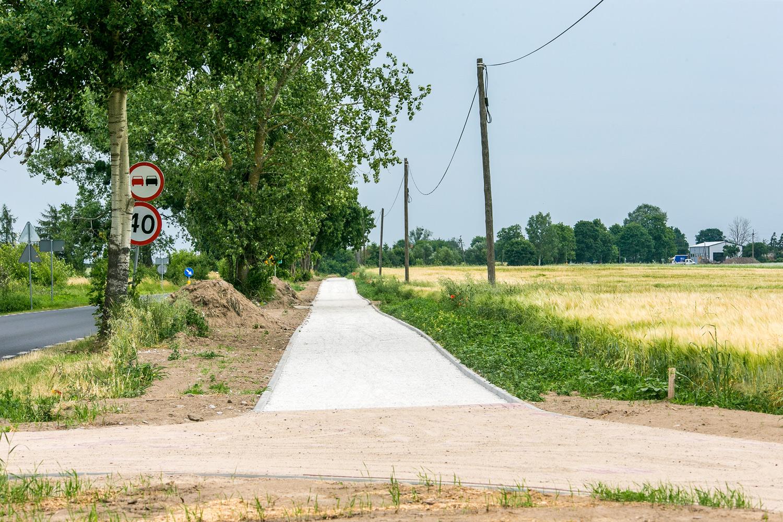 Budowa ścieżki rowerowej