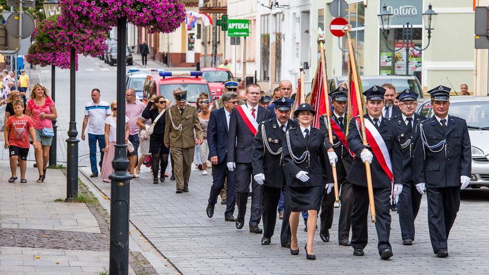 Obchody rocznicy Bitwy Warszawskiej
