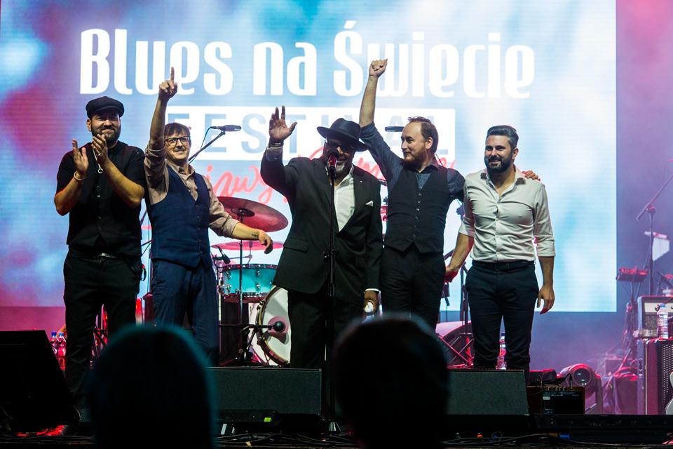 Wykonawcy Blues na Świecie Festival
