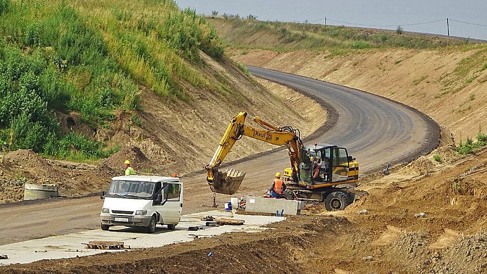 Budowa trasy ekspresowej S5