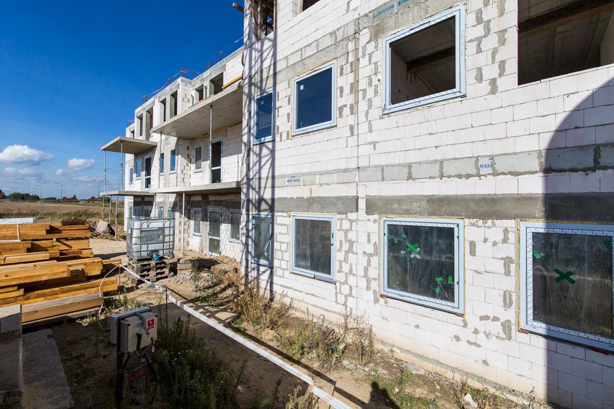 Budowa mieszkań chronionych i wspomaganych